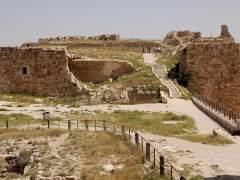 Ciudadela de Karak, Jordania