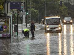 Murcia inundada