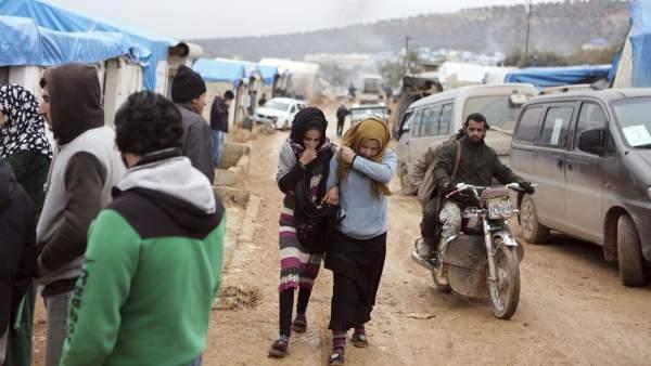 El Ejército sirio anuncia la reconquista de Alepo