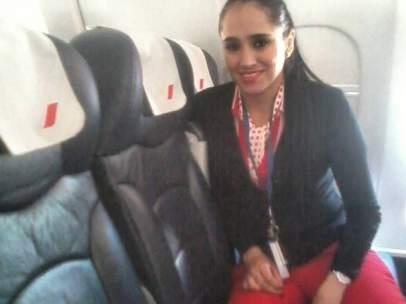 Ximena Suarez, la azafata que sobrevivió a la tragedia del Chapecoense