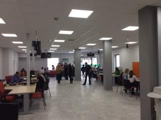 Nueva oficina del SEPE y del SAE en Bailén