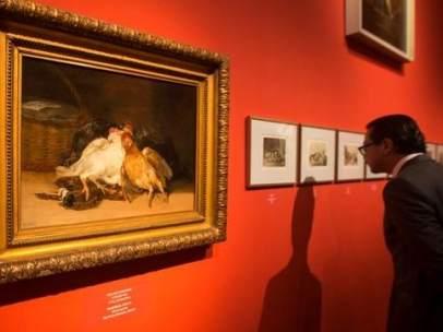 Exposición Goya en Jerusalén