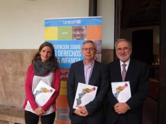 Presentación del II Informe de la infancia de la Comunitat de Unicef