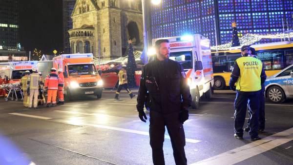 Ataque a un mercadillo de Navidad en Berlín