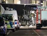 Camión atropella un mercadillo naviedño en Berlín