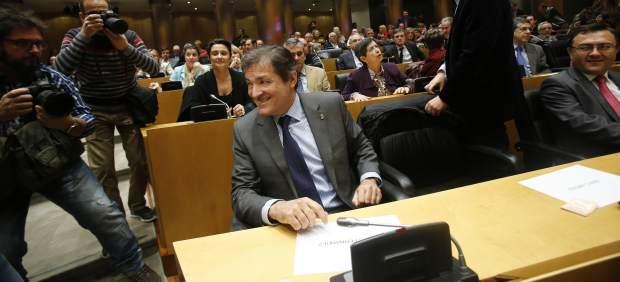 Javier Fernández en el décimo aniversario de la ley de dependencia