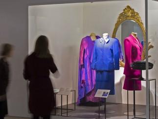 Los trajes de la Thatcher, en el museo