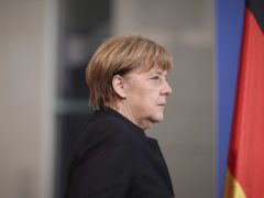 Merkel rechaza vivir con miedo