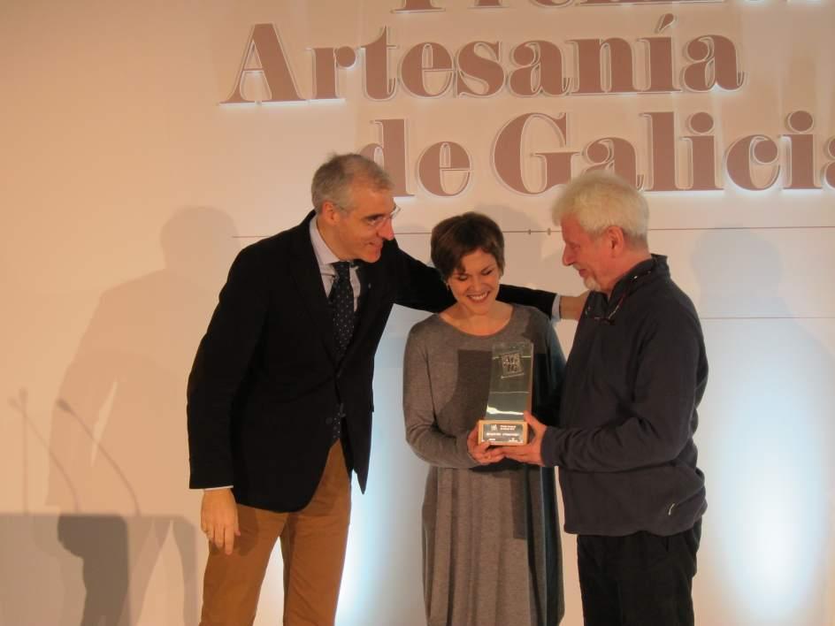 Los Premios Artesan A De Galicia 2016 Distinguen A Julio