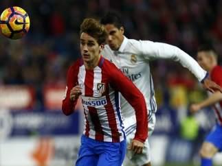 Griezmann Atlético de Madrid contra Real Madrid