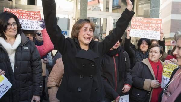 Juana Rivas podría ir cuatro años a la cárcel en Italia