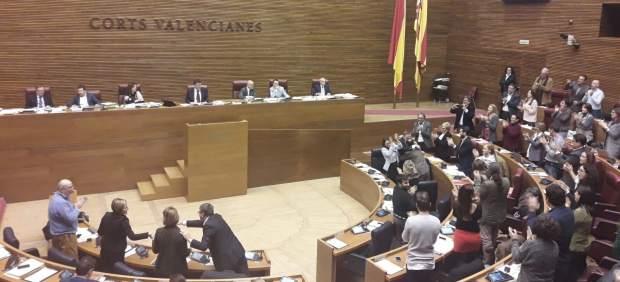 Les Corts aprueban el presupuesto para 2017