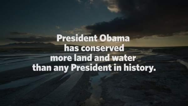 Obama y el medio ambiente