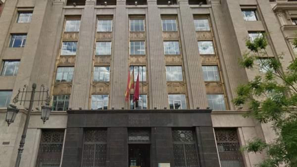 Sede de Economía y Hacienda en Madrid