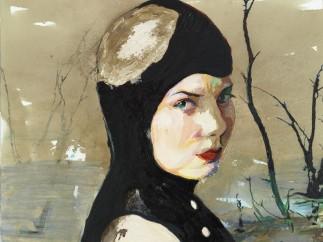 Cornelia Schleime, Die Argonautin, 2015