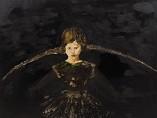 Cornelia Schleime, Die Nacht hat Flügel, 1996