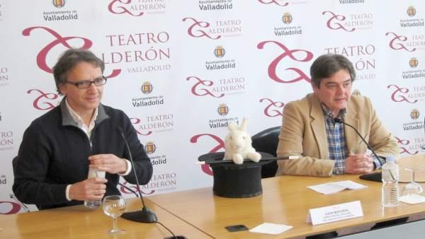 Presentación de 'Valladolid Vive la Magia'