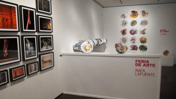 II Feria de Arte en Centro Fundación Caja Rioja-Bankia Gran Vía