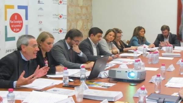 Reunión del Patronato de la Fundación Estrategias