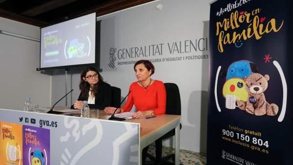La Generalitat busca familias de acogida para 71 niños menores de 7 años