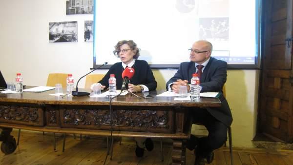 María Bolaños y Luis Antonio Gómez Iglesias