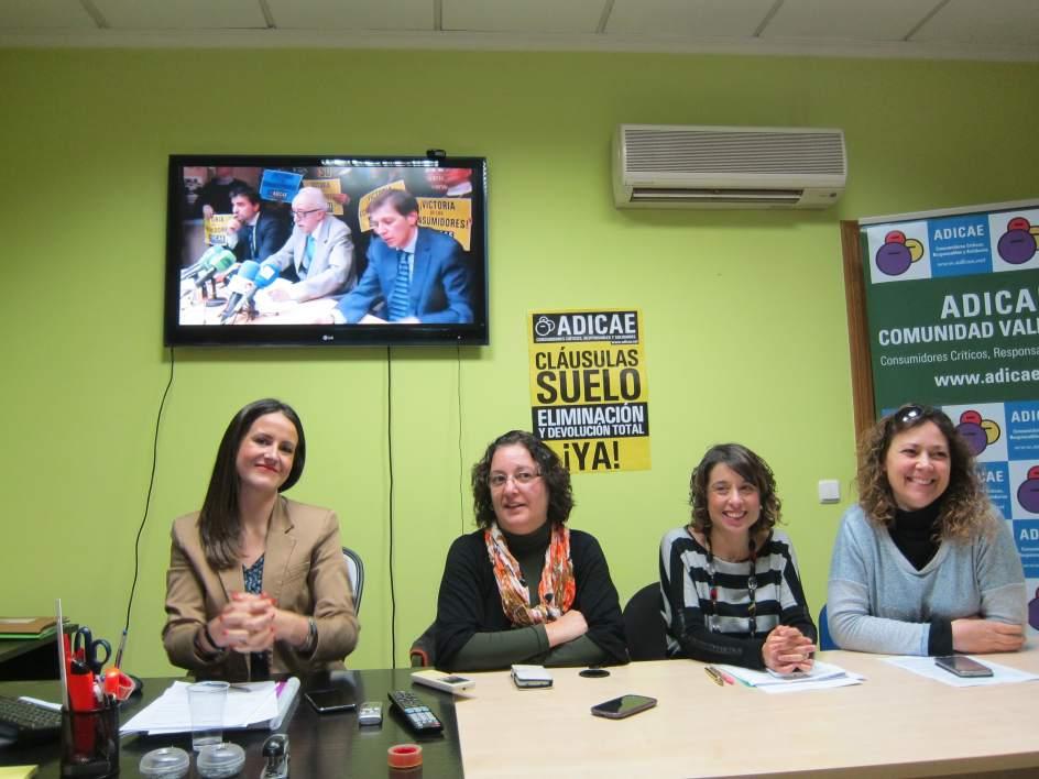 Los valencianos afectados por la cl usula suelo for Devolucion dinero clausula suelo