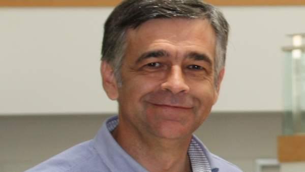 José Antonio Medina, nuevo gerente del Clínico de Málaga.
