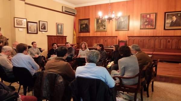 Reunión de Govern y Consell por las fuertes lluvias