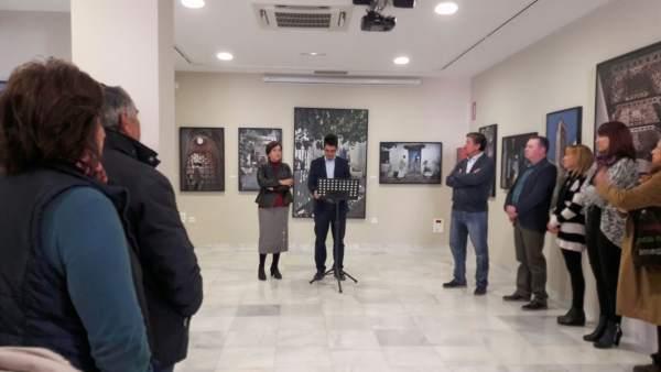 Inauguración de la exposición sobre el Reino de Granada en Ugíjar