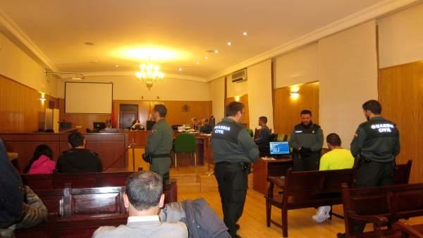 Ultima sesión en la que el jurado ha emitido su veredicto.