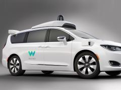 Waymo patenta un coche 'blando' para proteger a los peatones