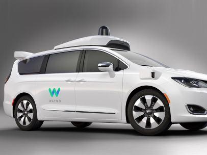 El coche autónomo de Waymo será un Chrysler Pacifica Hybrid