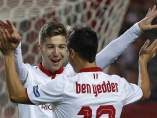 Vietto y Ben Yedder