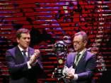 El Chapecoense recibe la Copa Sudamericana
