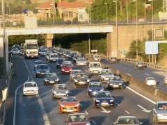 Cazan a tres coches superando los 100 kilómetros por hora en una zona de 50 en Sabadell
