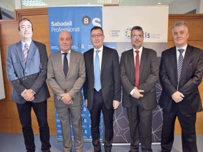 Jornada FER y Banco de Sabadell
