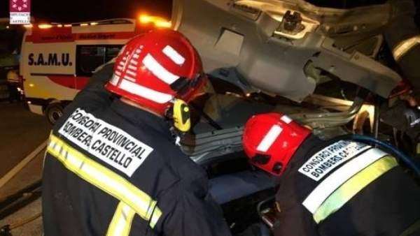 Los heridos en el accidente de torreblanca son 11 hombres - El tiempo en torreblanca castellon ...