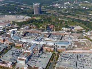 Centro comercial de Oberhausen