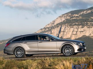 Mercedes-Benz CLS 63 AMG S 4MATIC Shooting Brake