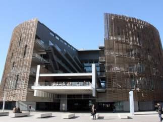 Imagen del Parque de Investigación Biomédica de Barcelona.