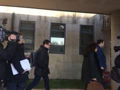 Cargos Sergas, juzgados de Santiago.