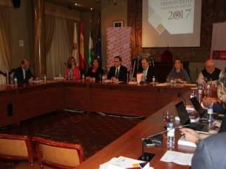 Pleno del Consejo Social de la Universidad de Córdoba