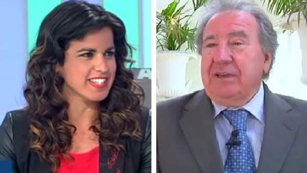 Teresa Rodríguez y Manuel Muñoz