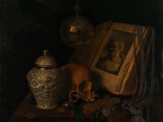 Pieter Gerritsz. van Roestraten, A Vanitas, c.1666-1700