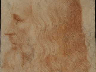 Attributed to Francesco Melzi, Leonardo da Vinci, c.1515-1518
