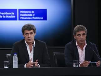 Mauricio Macri destituye a su ministro de Hacienda y Finanzas Públicas, Alfonso Pray-Gay