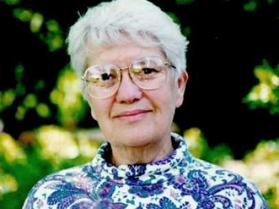 La astrónoma estadounidense Vera Rubin