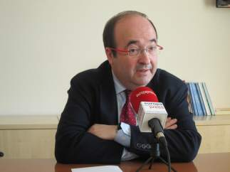 Miquel Iceta, PSC.