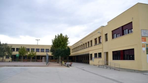 Colegio Comarcal Moncayo, en Tarazona