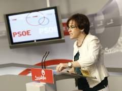 Purificación Causapié, portavoz del Grupo Municipal Socialista en el Ayuntamiento de Madrid